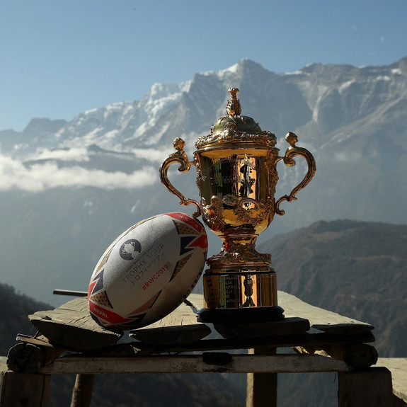 The 2019 Rugby World Cup preview podcast