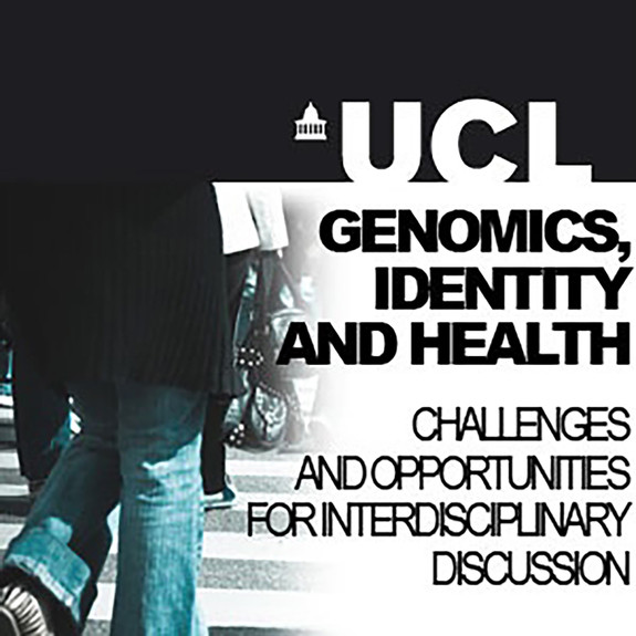 Genomics, Identity and Health: Challenges and Opportunities for Interdisciplinary Discussion - Audio