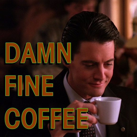 Damn Fine Coffee - En Podcast om Twin Peaks
