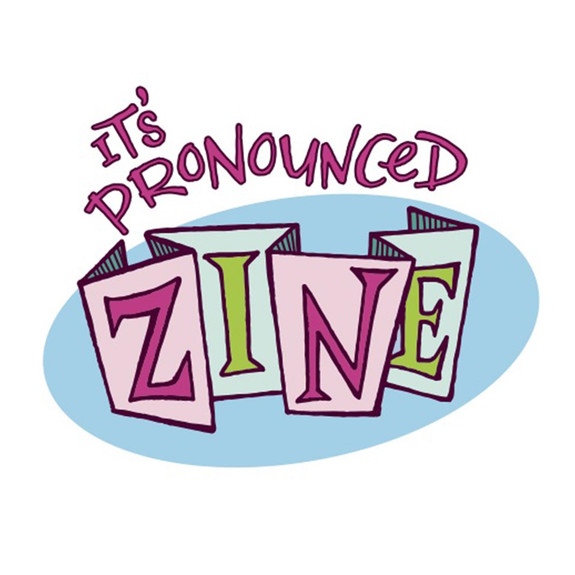 It's Pronounced Zine! Presented by Meltdown Comics