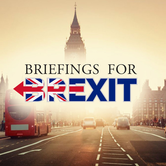 Podcast – Briefings For Britain