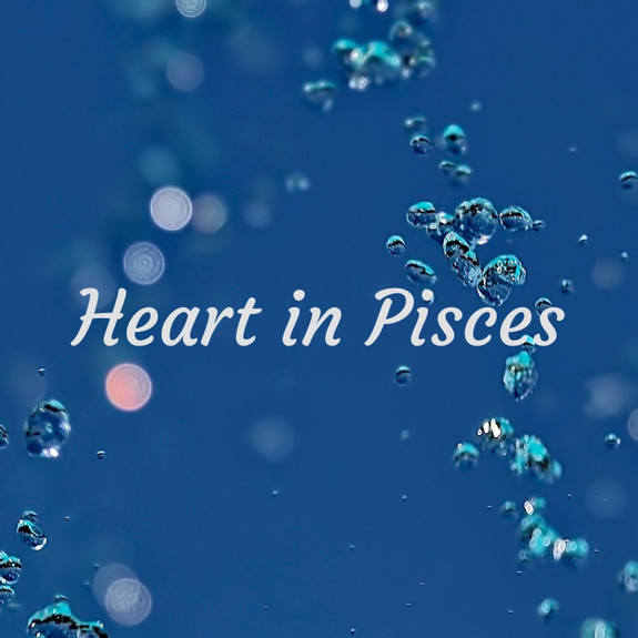 Heart in Pisces: A spoken word poetry podcast