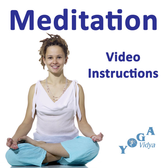 Meditation Instruction Videos - for Inner Peace and Higher Consciousness