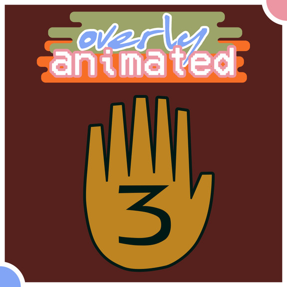 Overly Animated Gravity Falls Podcasts
